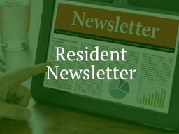 Pine Lakes Resident Newsletter